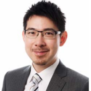 Jimmy Chiang (Associate Director-General of Investment Promotion at Invest HK)